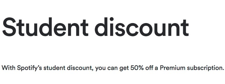 How To Get Illegal Spotify Premium Discount Code For Student Spotify Premium Code List